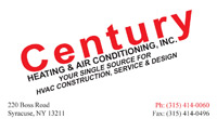 Century Heating and AC