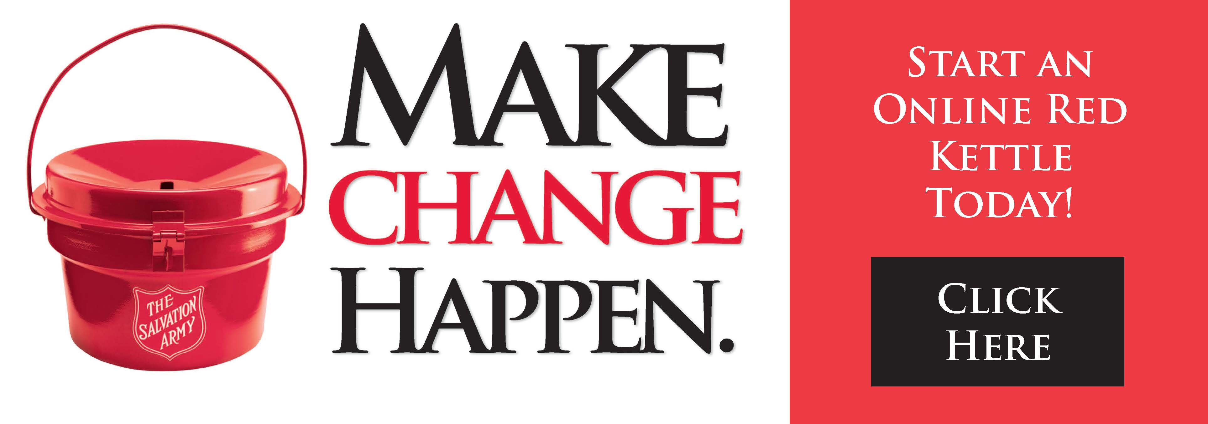 Make Change Happen