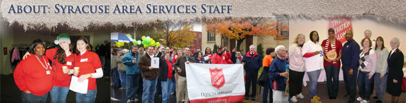 Syracuse Area Services Staff