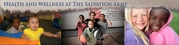Employee benefits at The salvation Army